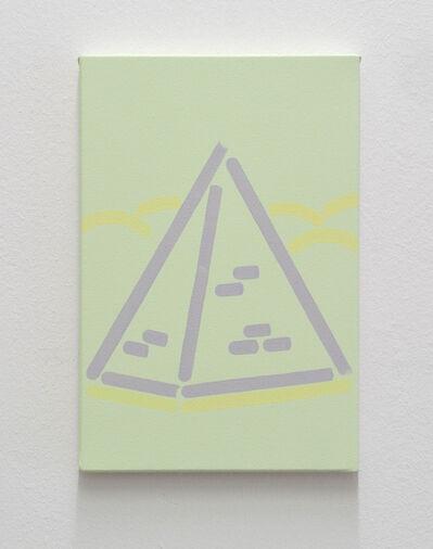 Hugo Pernet, 'Pyramide', 2015