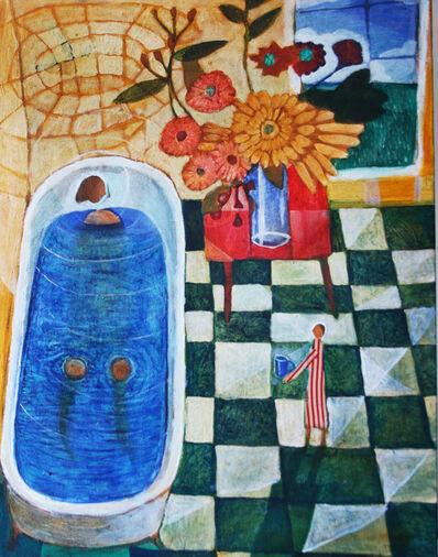 Donald Saaf, 'The Bath'
