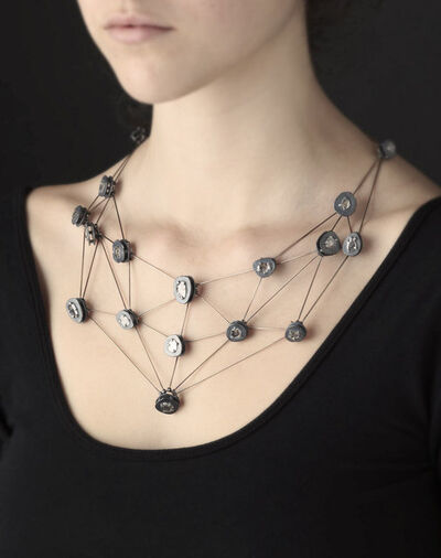 Sandra Enterline, 'Necklace '