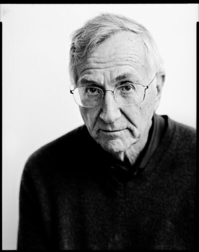 Oliver Abraham, 'Seymour Hersh, investigative journalist', 2016