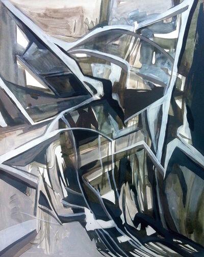 Zahra Nazari, 'Urban Structure', 2015