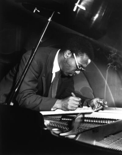 Herman Leonard, 'Thelonius Monk, Minton's Playhouse, New York City', 1949