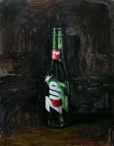 James Zamora, '7up Bottle', 2016