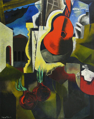 Jessica Rice, 'Guitar Rouge'