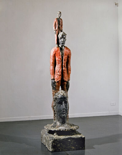 Roberto Barni, 'Noi', 2007