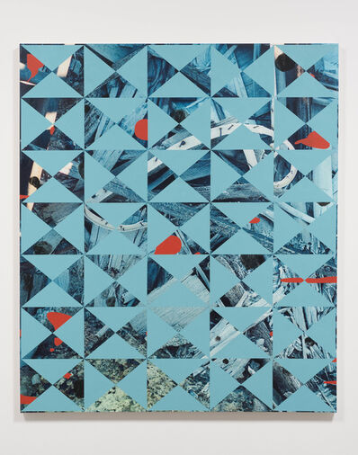 Kevin Appel, 'Salton Sea (heap)', 2012