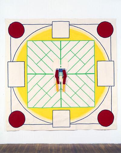 B. Wurtz, 'Green Basket #2', 1994