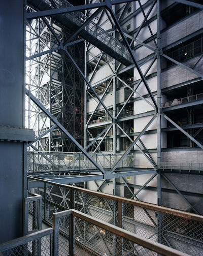 Thomas Struth, 'Vehicle Assembly Building, Kennedy Space Center, Cape Canaveral 2008 Thomas Struth', 2008