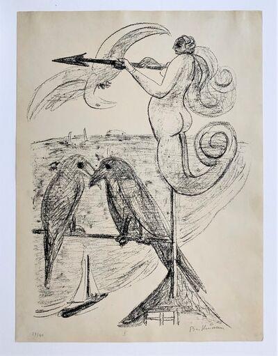 Max Beckmann, 'Weather-Vane (Wetterfahne)', 1946