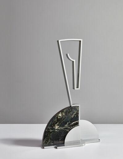 Roy Lichtenstein, 'Modern Sculpture with Horse Motif', 1967