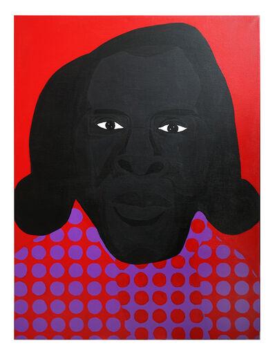 Jon Key, 'Family Portrait No. 4 (Polka Dot)', 2020
