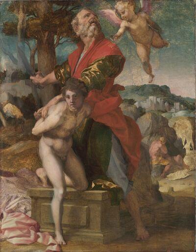 Andrea del Sarto, 'The Sacrifice of Isaac', c. 1527