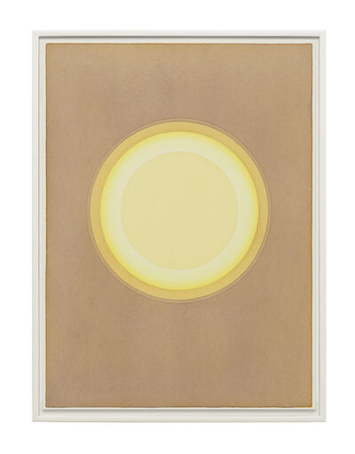 Olafur Eliasson, 'Subsaharan dusk study no. 8', 2018