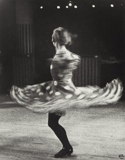 Ilse Bing, 'Cancan Dancer, Paris', 1931