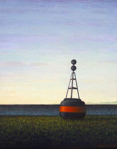 Adam Nudelman, 'An Island is Just That – No 5 (framed)', 2018
