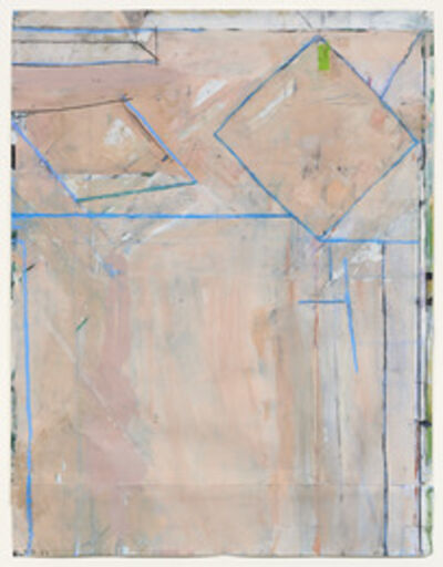Richard Diebenkorn, 'Untitled', 1991