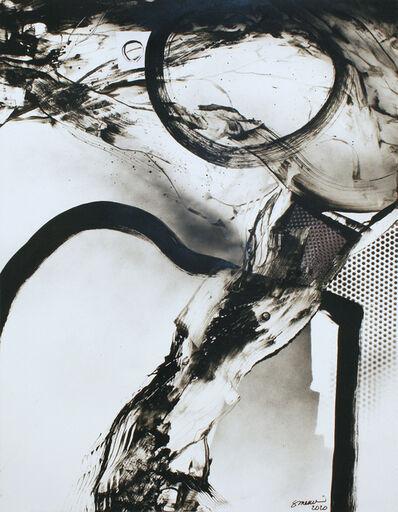 Steve Mennie, 'Untitled (circle)', 2021