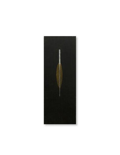 Alan Johnston, 'Untitled (black plywood works)', 1985