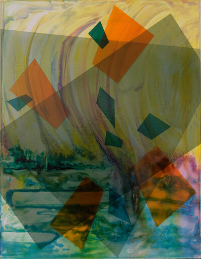 Sara Hughes, 'Climate Pattern', 2019