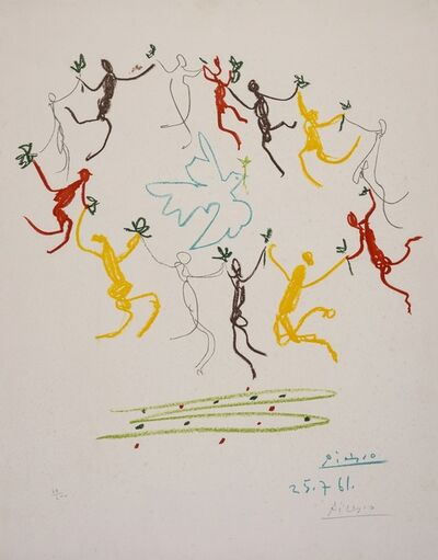 Pablo Picasso, 'La Ronde de la Jeunesse'