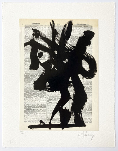 William Kentridge, 'Universal Archive (Ref. 43)', 2012