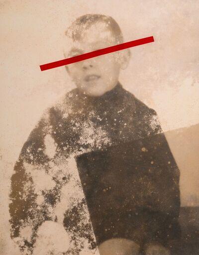 Carmen Calvo, 'Casi deseo que aparezca par ver', 2015