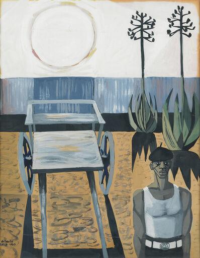 Peter Clarke, 'Summer Evening', 1960