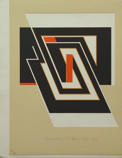 Eduardo Ramírez -Villamizar, 'Untitled', 1990