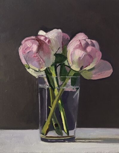 Dan McCleary, 'Three Peonies', 2020
