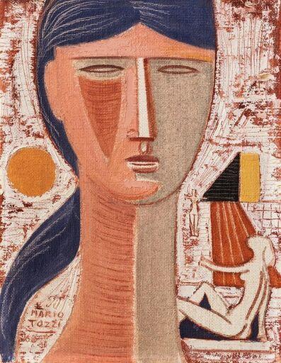 Mario Tozzi, 'Incontro d'estate', 1968