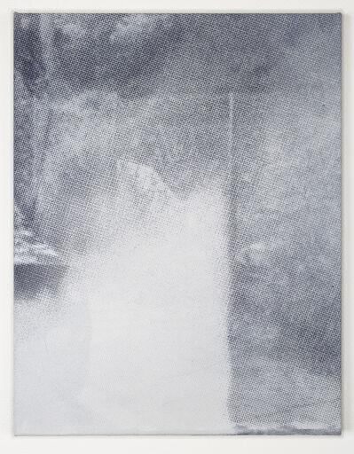 Joan van Barneveld, 'Blue Smoke Fence', 2020