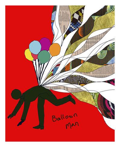 Yinka Shonibare CBE, 'Balloon Man', 2016
