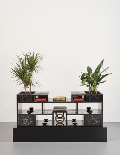 Rashid Johnson, 'A Place for Black Moses', 2010