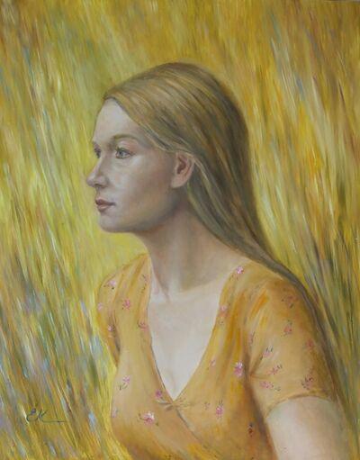 Elvira Kravenkova, 'Midsummer Stroll', 2021
