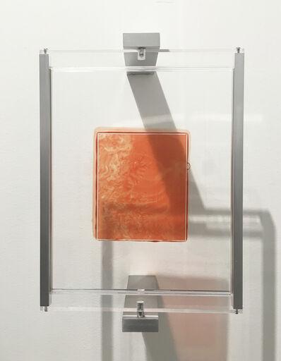 Henry Hudson, 'Woodburytype Print of Study Plate 7, Crack Den - (orange)', 2015