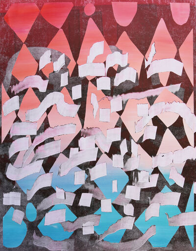 Carlson Hatton, 'Pyramid Power', 2016