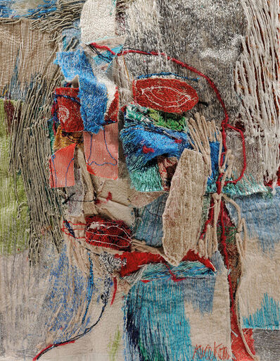 Alice Kettle, 'Stitch Head', 2008