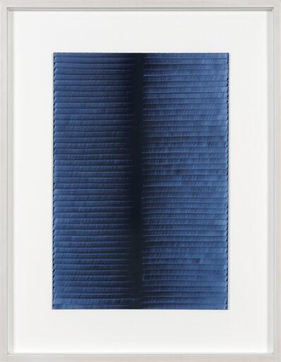Irma Blank, 'Radical Writings, Vademecum 4, 18-11-93', 1993