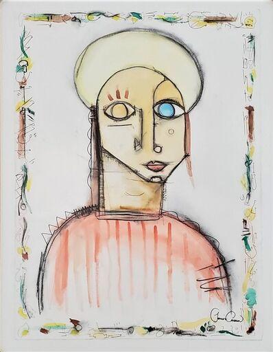 Louis Carreon, 'Yeshua Christ', 2019
