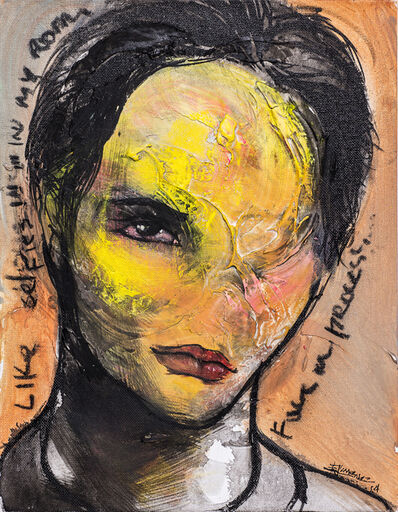 Esteban Jiménez Guerra, 'Selfie', 2014