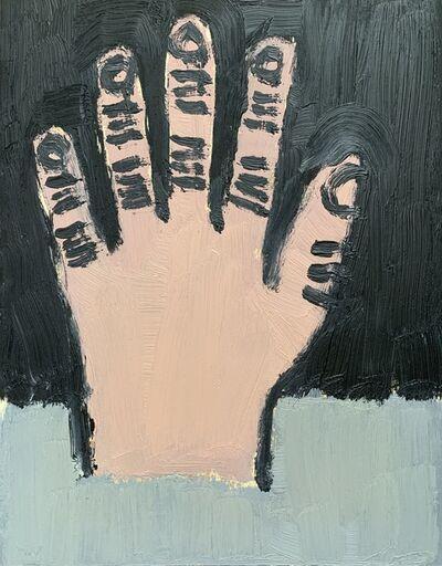 Enzo Marra, 'Deluge (hand)', 2018