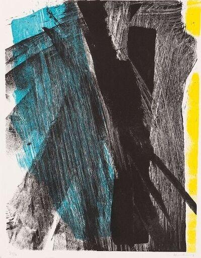 Hans Hartung, 'Untitled (Rain) (O.T. (Regen))'