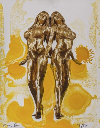 Marc Quinn, 'The Ecstatic Autogenesis of Pamela', 2010