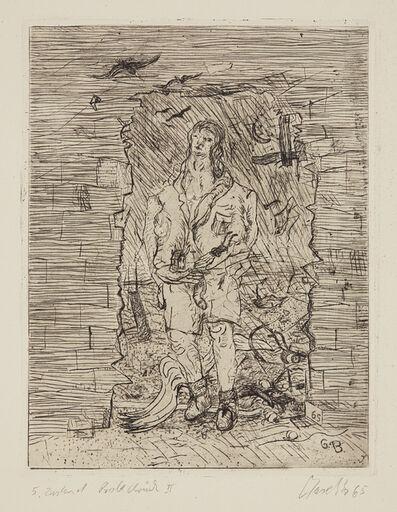 Georg Baselitz, 'Untitled', 1965