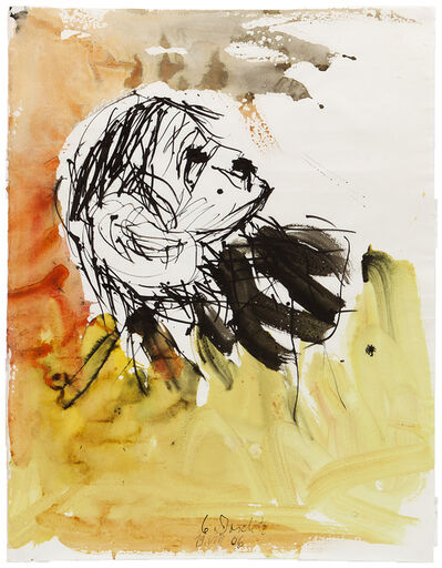 Georg Baselitz, 'Untitled 19.VIII.06 (Ralph, Remix)', 2006