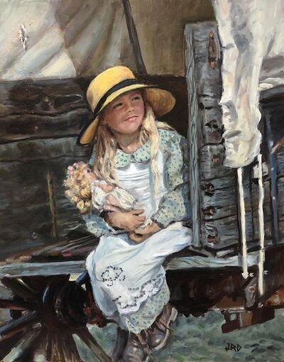 Judith Dickinson, 'Westerward Ho', 2018