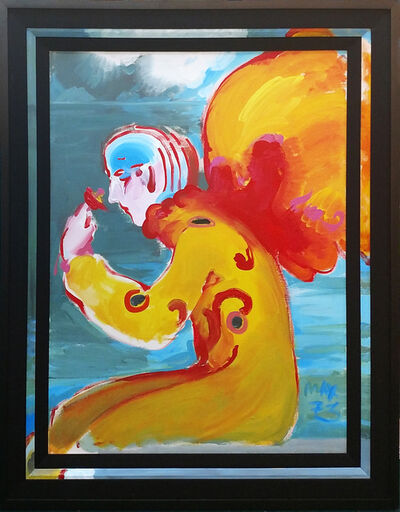 Peter Max, 'ANGEL', 1978