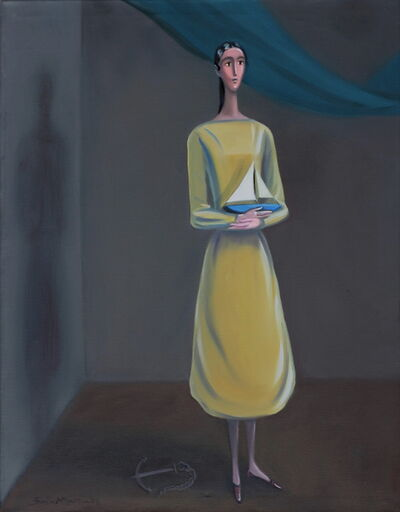 Sonia Martin, 'Blue Boat', 2020