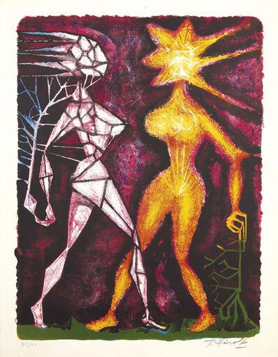 Jacques Herold, 'Personnages Surréalistes', 1947