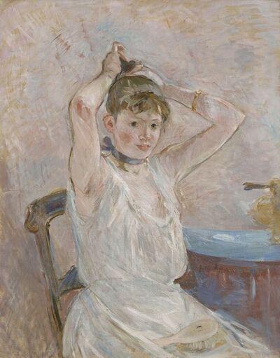 Berthe Morisot, 'The Bath'